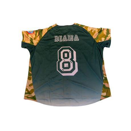 ディアナ 8周年記念ユニフォームシャツ