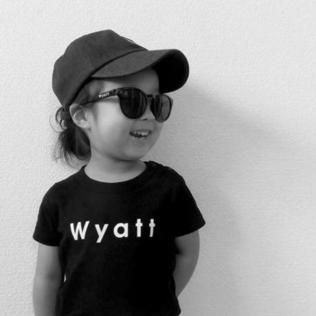 【WYATT / ワイアット】KIDS SUNGLASS