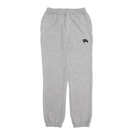 【 WYATT / ワイアット】FLAG LOGO SWEAT PANT