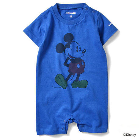 【LAFAYETTE / ラファイエット キッズ】Mickey Mouse Rompers