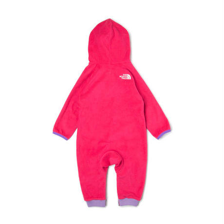 【THE NORTH FACE / ノースフェイス】Baby Micro Fleece Suit