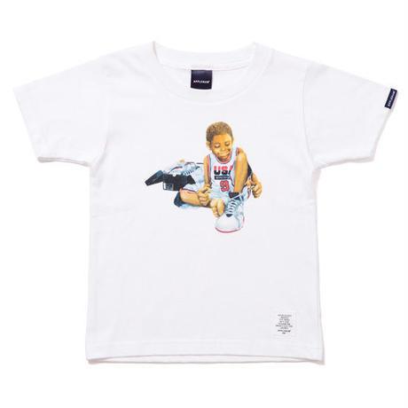 【 APPLEBUM / アップルバム キッズ 】ドリームチームボーイTシャツ
