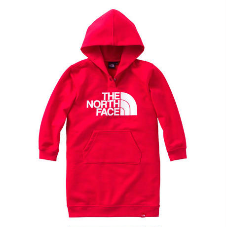 【 THE NORTH FACE / ノースフェイス 】Kids Sweat Logo Onepiece