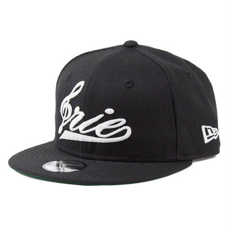 【 IRIE LIFE KID'S / アイリーライフ キッズ】IRIE LIFE × NEW ERA Kids Cap /ブラック