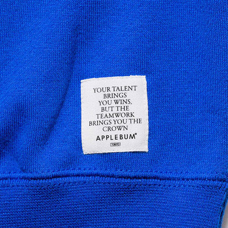 "【 APPLEBUM / アップルバム 】 KID'S ""33"" CREW SWEAT"