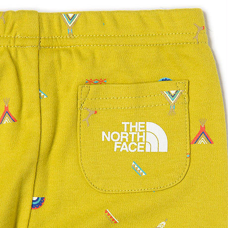 【THE NORTH FACE / ノースフェイス キッズ】BABY SMOOTH COTTON PANT
