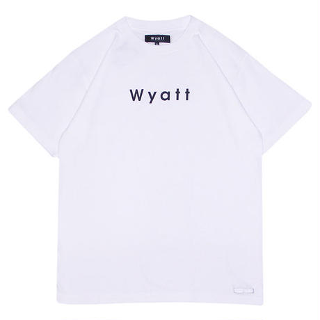 【WYATT / ワイアット】BASIC LOGO TEE for MAN