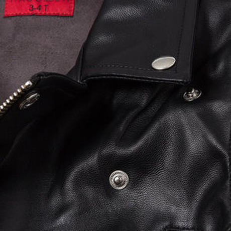 【HAUS OF JR / ハウスオブジュニア】Lex Leather Biker Jacket