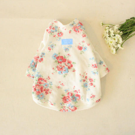 French flower Tシャツ