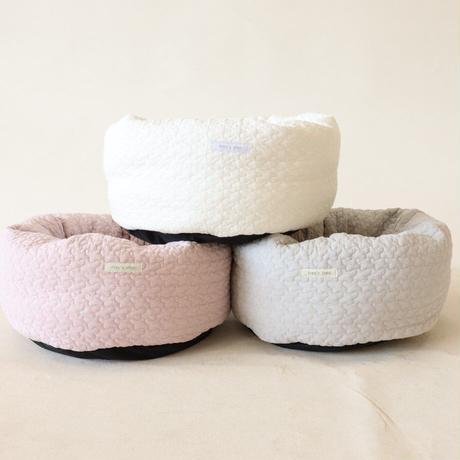 INUTSUBO☆Summer Bed(コットンキルト)gray