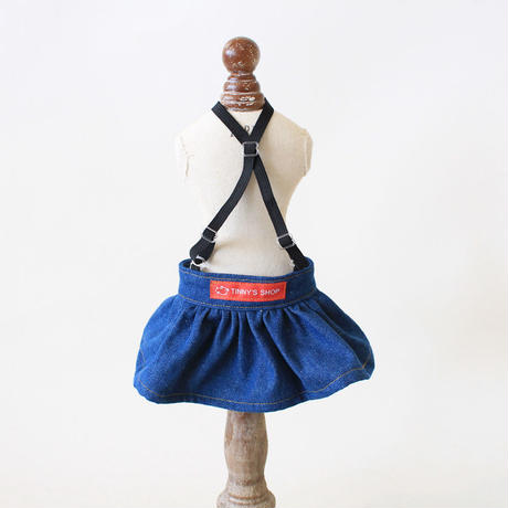 BlueDenimスカート