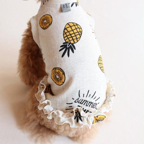 Pineapple(おしりフリルタンク)