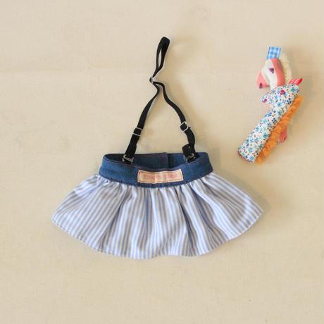 FrenchStripeスカート
