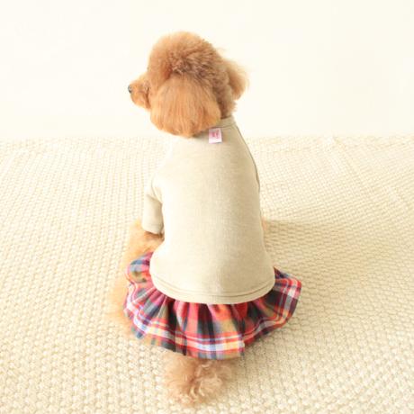 CHECKスカート