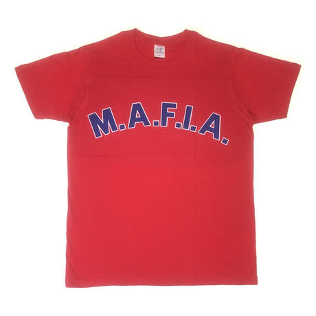 M.A.F.I.A. Tee (Red)