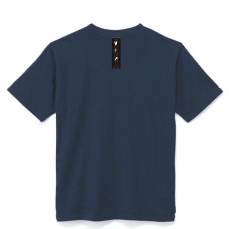 S.T.H Tee 〈Navy〉-非売品ステッカー付き-