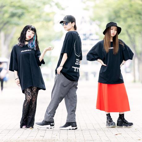 WIDE BIG TEE -ミカヅキ-