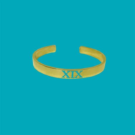 XIXバングル【Gold】