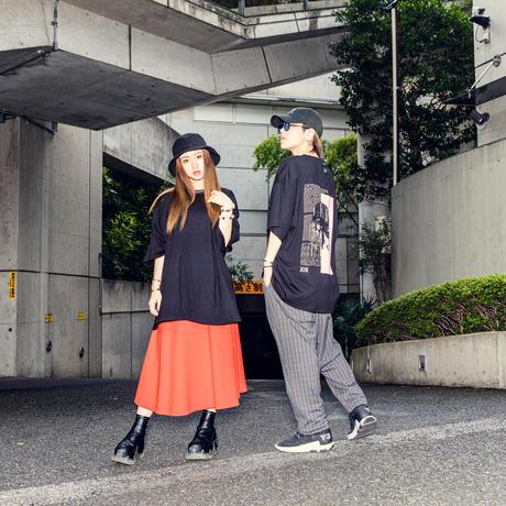 刺繍×GRAPHIC TEE -アノサド-