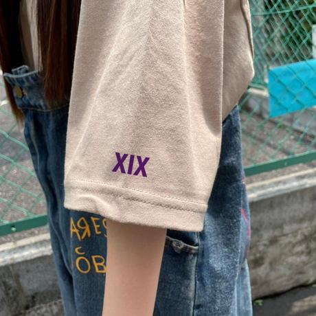 "Code""8"" 刺繍 BIG-Tee"
