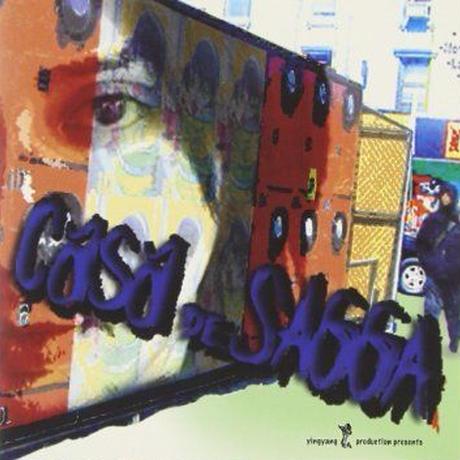 SAGGA / ALBUM2枚組セット(BE THE CHANGE & CASA DE SAGGA)