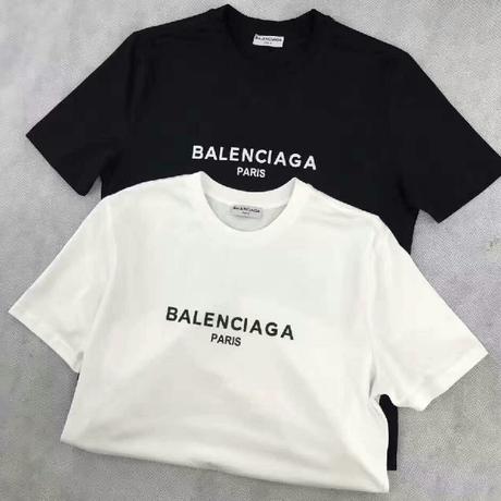 BALENCIAGA バレンシアガ FAKE T-shirt