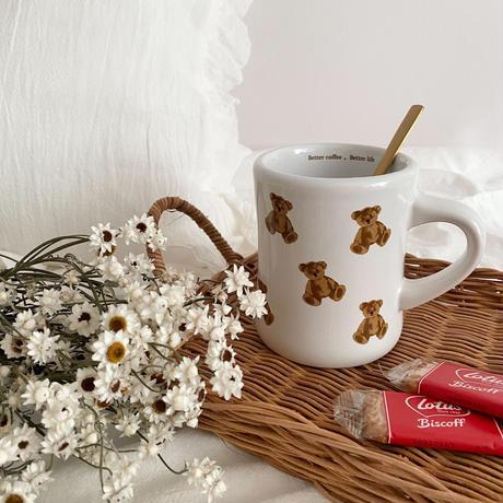 bear mugcup