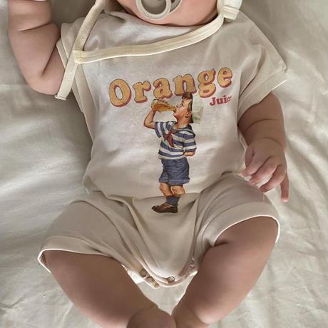 orange juice suit