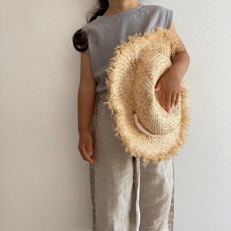 paisley pattern pants