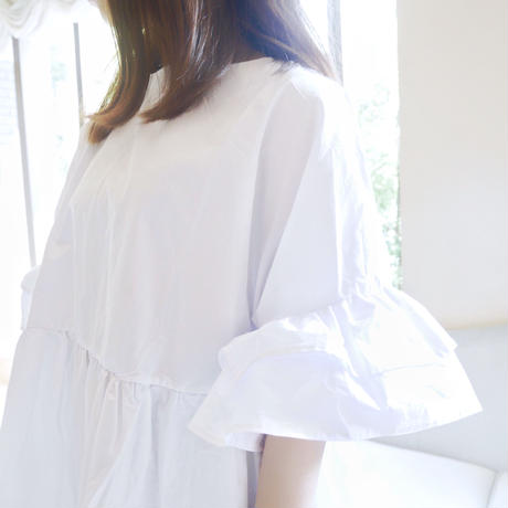【予約】butterfly mini ops / white
