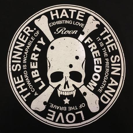Bullet Skull T