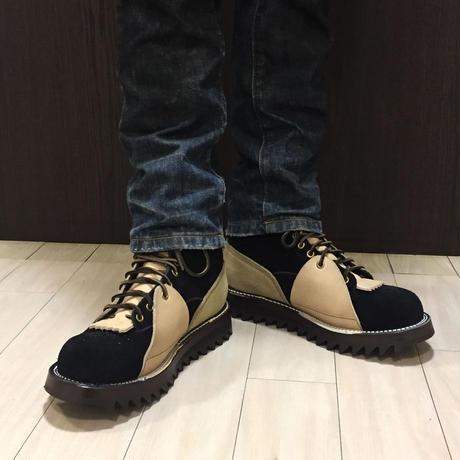 Combi Lace-up Boots【#3】