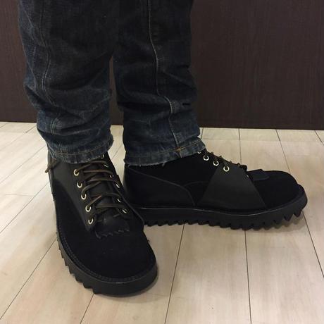 Combi Lace-up Boots【#0】