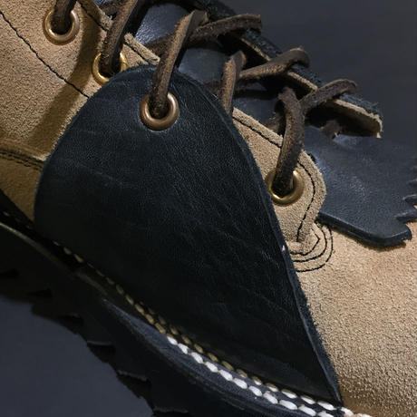 Combi Lace-up Boots【#2】