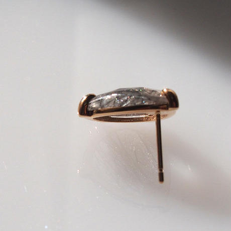 Black rutilated quartz Single p -1