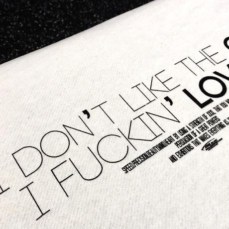 ''LOVE IT''フルジップパーカー