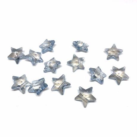 2A-100星ビーズ・ブルーラスター10mm【10粒】