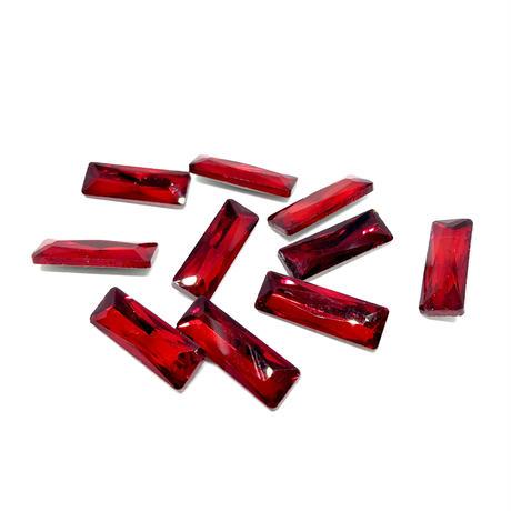 2A-50シャムレッド8*24mm 【5粒】