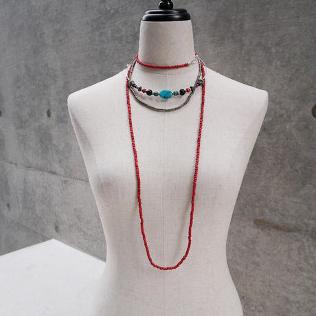 seeds double necklace second RED
