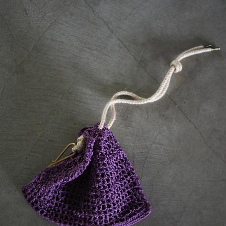 ami ami kinchaku 4rd.-purple-