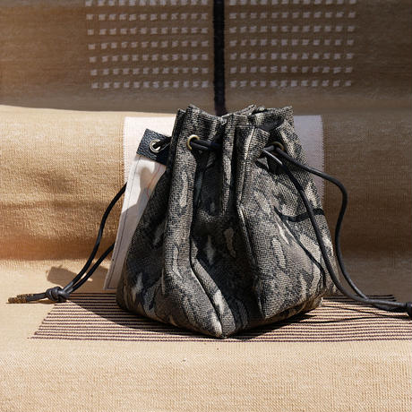 box bag Python BLACK