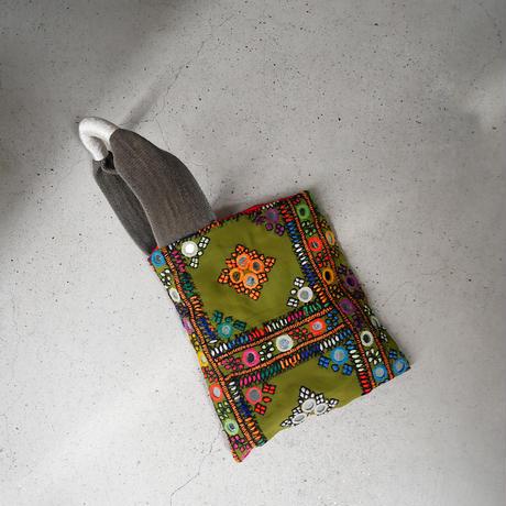 South Asia handle bag MOSS