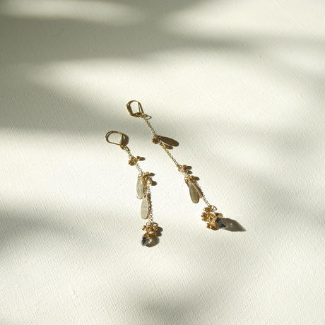 vine pierce/earrings