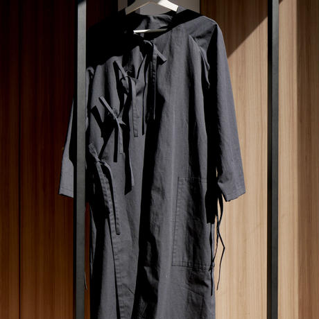 haori coat -sumikuro-