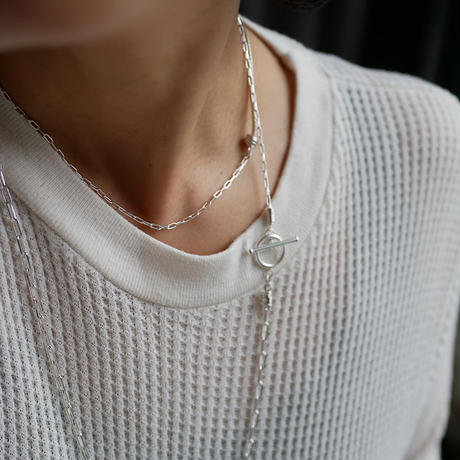 "made by ""hand""necklace"