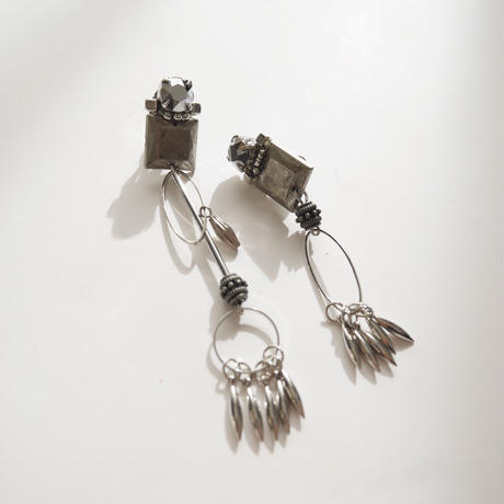 stranger  I pierce/earrings SILVER