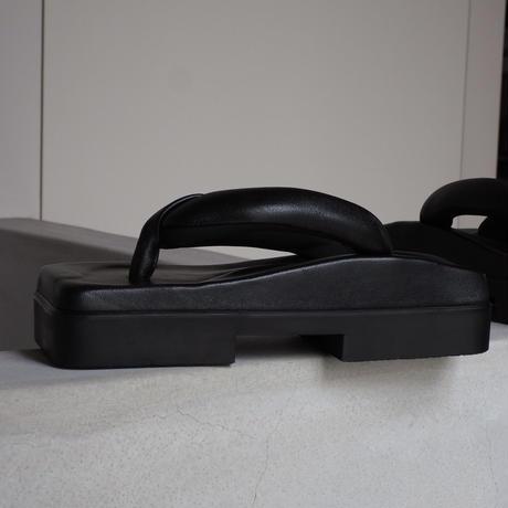SINOBI sandal black 37.0