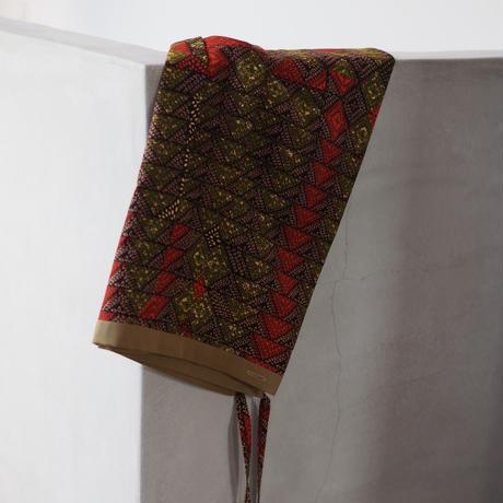 batik wrap skirt - southeast asia -
