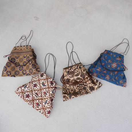 batik 3ways bag MULCH COLORS