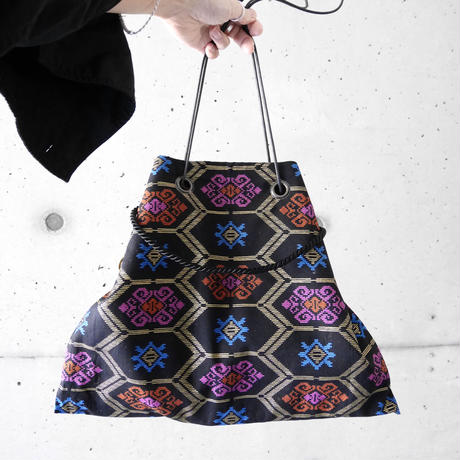 Batik 3ways bag BLACK